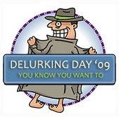 Delurkingday2009