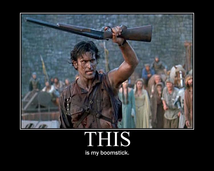 Boomstickmotivator